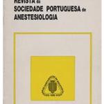 Revista da Sociedade Portuguesa de Anestesiologia