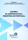 historia da anestesiologia pediátrica