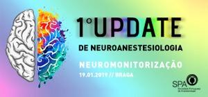 1º Update em Neuroanestesiologia 2019