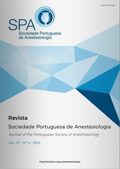 Revista SPA Vol.27 N.º4